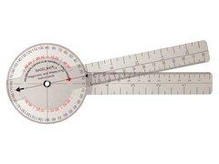 Baseline Goniometer 360 grader 20 cm