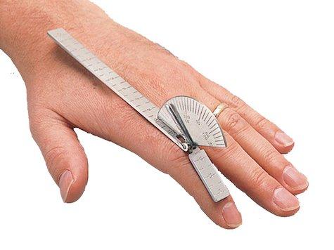 Finger ergonomometer metall