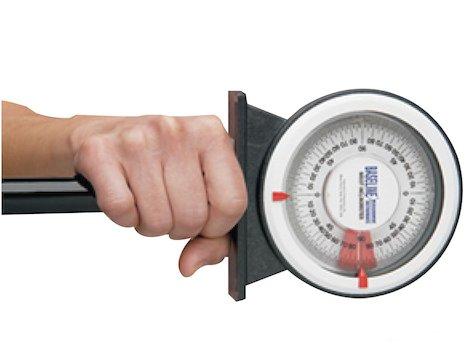 PROSupinator - Baseline handleds inclinometer, 360 grader.