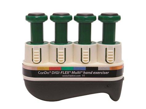 CanDo Digi-Flex Multi, Startpaket grön,(Hårdhet 4: 8)