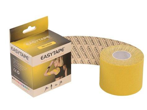 Easytape 5cm x 4,5 m gul