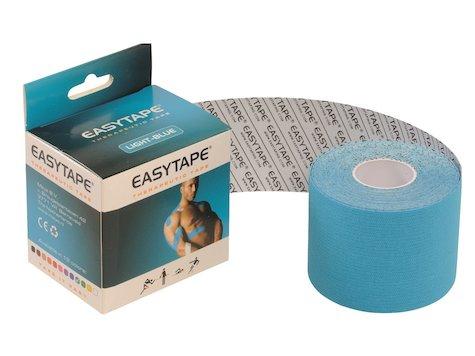 Easytape 5cm x 4,5 m ljus blå