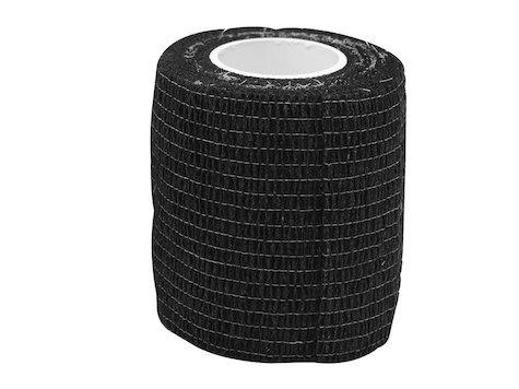 Cohesive Tape 7,5cm x4,6m Svart (1)