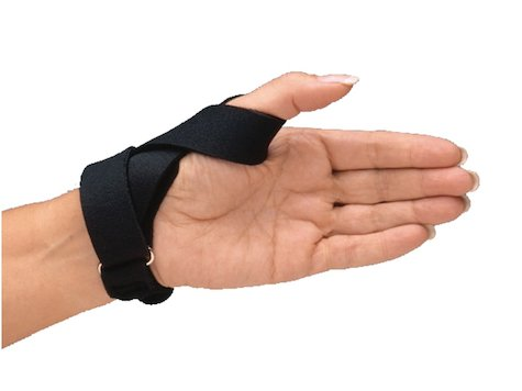 Comfort Cool Thumb Abductor Strap, S