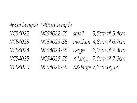 Dema Finger på rulle, 140 cm, Medium, Omkrets 4,8 - 6.7 cm.
