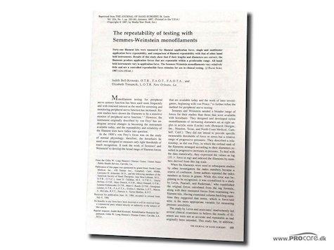 Fri artikel om seismisk bestämning med monofilament.