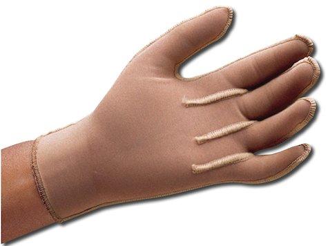Jobskin handske, Stor.