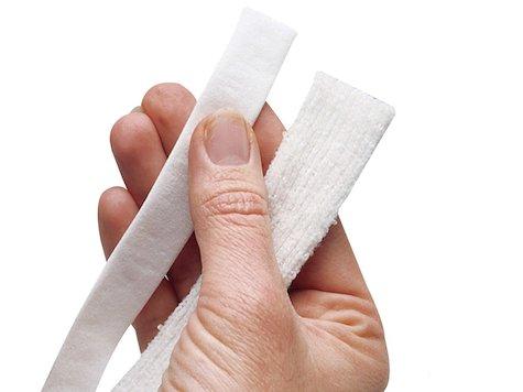 Kompressions finger bandage 1,6 cm x 4,6 m