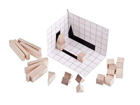 Mini Skugg Konstruktionsspel