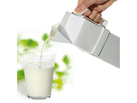 Mjölkkartong Hållare