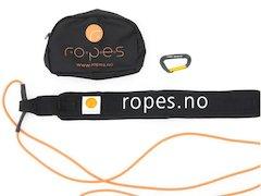 ROPES Bungee Tränare, orange/lätt.