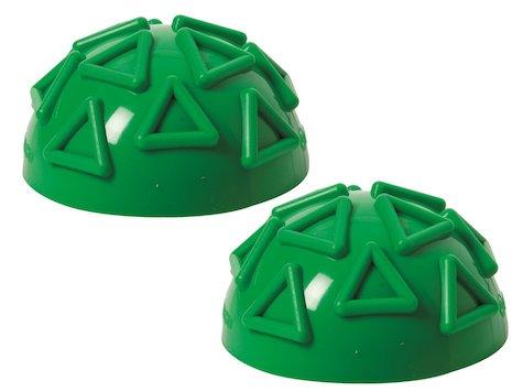 Senso Balans Igel Geo, 16cm (2 st),grön.