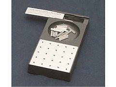 Lafayetteinstrument Räfflad Pegg-bräda Test