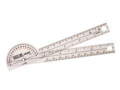 Norco Goniometer 15cm, 180 grader, plast.