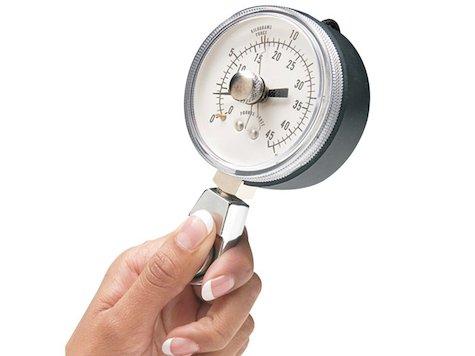 Hydralisk Nyp Gauge 0-23 kg
