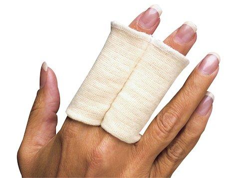 Norco Dubbelt Finger Bandage, 10 st
