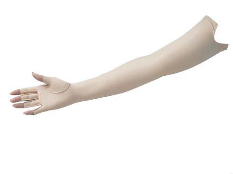 Norco Edema 3/4 Full Arm med öppna fingrar, höger, medium.