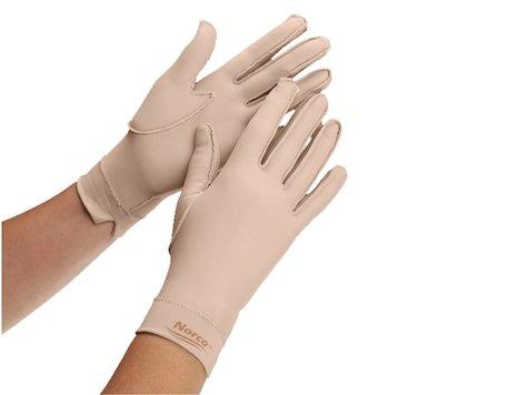 Norco Edema vrist full handske,18 till 20 cm, Vänster, Liten.