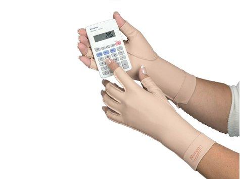 Norco Edema vrist Handske,  O/W ¾, 18 till 20 cm, Höger, Medium.