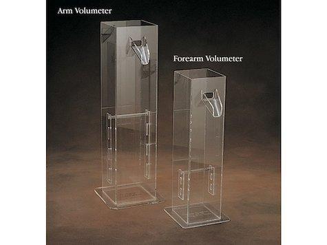 Forearm Volumeter, 15 x 17 x 60 cm.