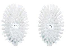 OXO Lösa borsthuvuden till diskborste, 2 st.