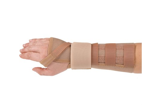 PROmanu Uni Wrist, Höger, Extra Stor.