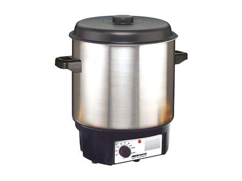 Kompressorvärmare - Rostfri 1800W