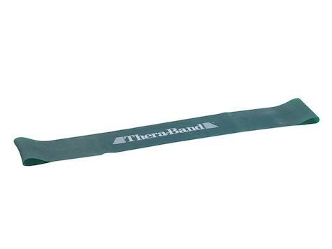 Thera-Band Loops, 7,5 x 45,5 cm, Grön.