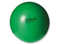 TheraBand boll ABS, ø 65cm, grön.