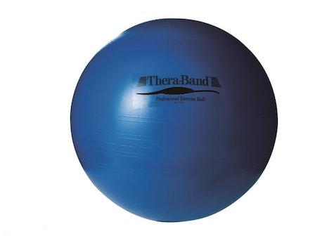 TheraBand boll, ø55cm, blå.