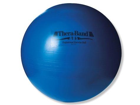 TheraBand bollen ø75cm blå ABS
