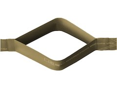 TheraBand CLX i guld, 22 meter.