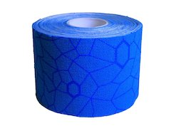 TheraBand, Kinesiologitejp, blå 25,4 cm (20 stycken).