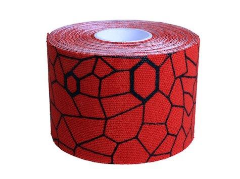 TheraBand Kinesiologitejp röd 25,4 cm (20 stycken)