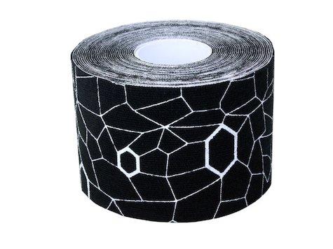 TheraBand Kinesiologitejp svart 25,4 cm (20 stycken)