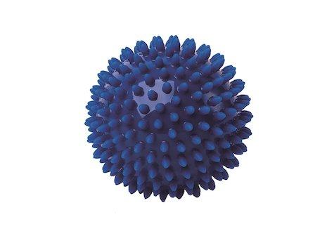 TheraBand Massageboll, 10 cm,blå.