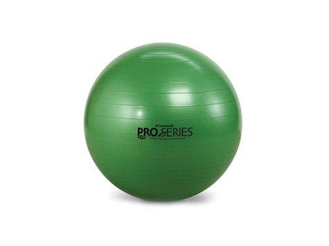 Theraband Pro Series boll, 65 cm, grön.