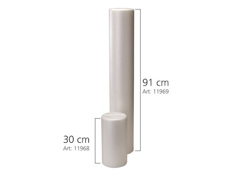 TheraBand skumrulle ø15cm / 91cm