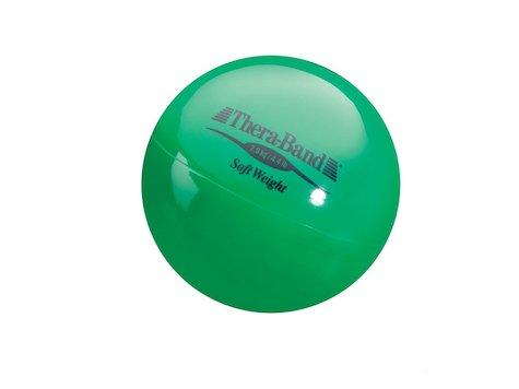 TheraBand SoftWeight 2,0 kg grön