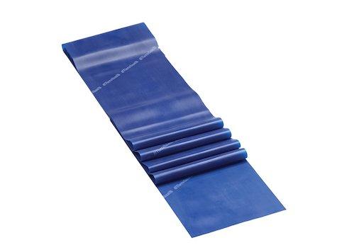 TheraBand träningsband 2,5 meter, blå.