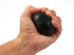 TheraBand träningsboll XL, svart