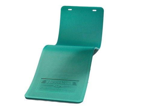 TheraBand träningsmatta grön 60 x 190 x 1,5 cm