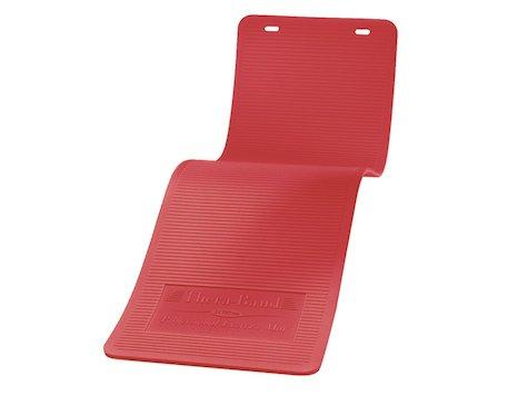 TheraBand träningsmatta röd 60 x 190 x 1,5 cm