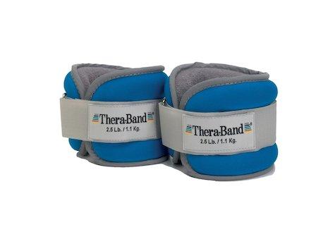 TheraBand vrist och handleds manschetter, 1130 gram.