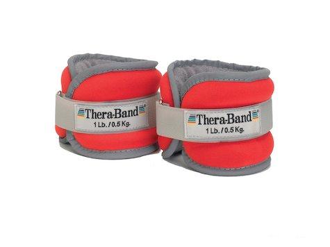 TheraBand vrist och handleds manschetter 450 g