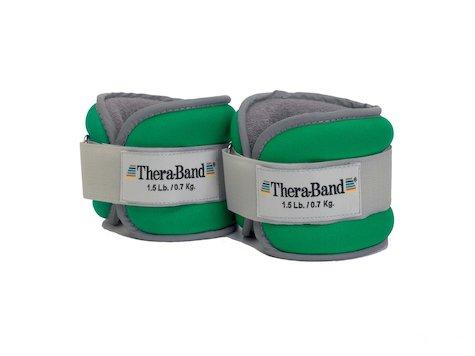 TheraBand Vrist och handleds manschetter 680 gram