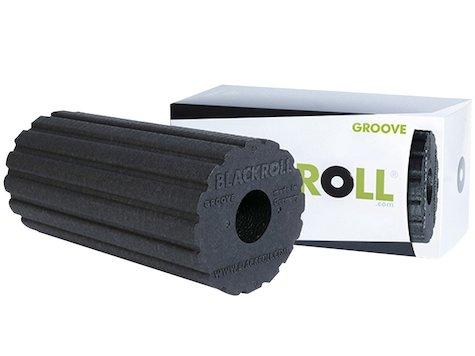 Blackroll Groove Standard 30x15cm svart