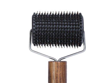 Blackroll Needleroller 26x9x6,5cm svart/b