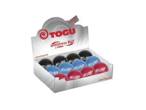 TOGU Anti-Stress Boll 6,5 cm (12st per låda)