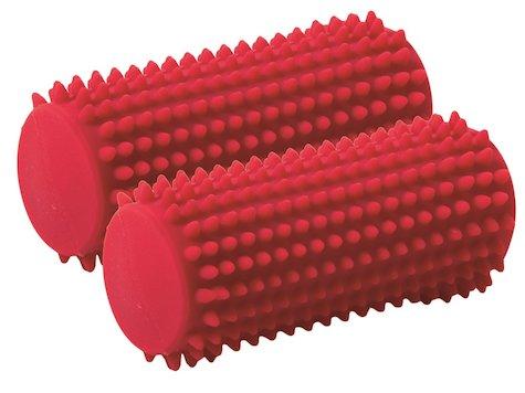 TOGU Bodyroll 2 stycken per förpackning, röd.